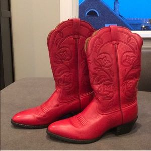 Ariat heritage cowboy boots